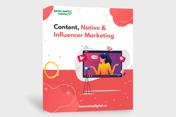 Content, Native and Influencer marketing