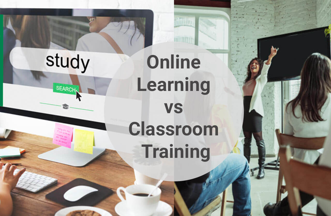 Will Online Learning Replace Classroom Training?