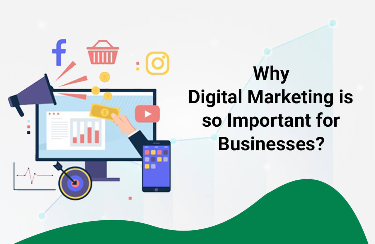 Benefit & Importance of Digital Marketing For Your Business Growth