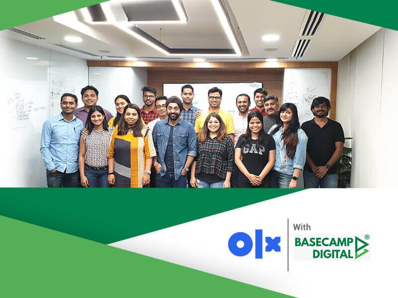 Digital Marketing Training session at OLX