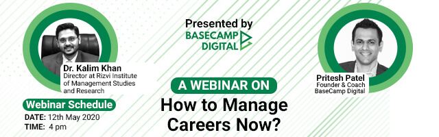 How to manage careers now